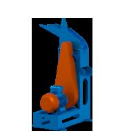 baby hippo hammer mill